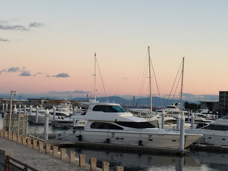 Ashiya Yacht Harbor